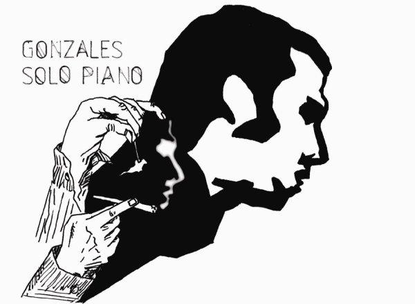 אליענה בן דוד על Solo Piano של גונזלס
