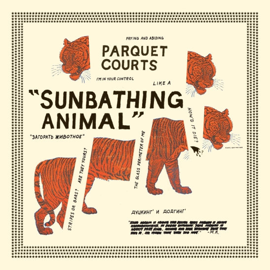 Sunbathing-Animal