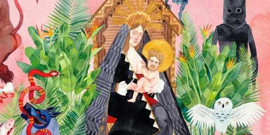 """""""קינה על אהבה ושאר דברים רציניים""""- עומר אסייס על האלבום החדש והמדובר של Father John Misty"""