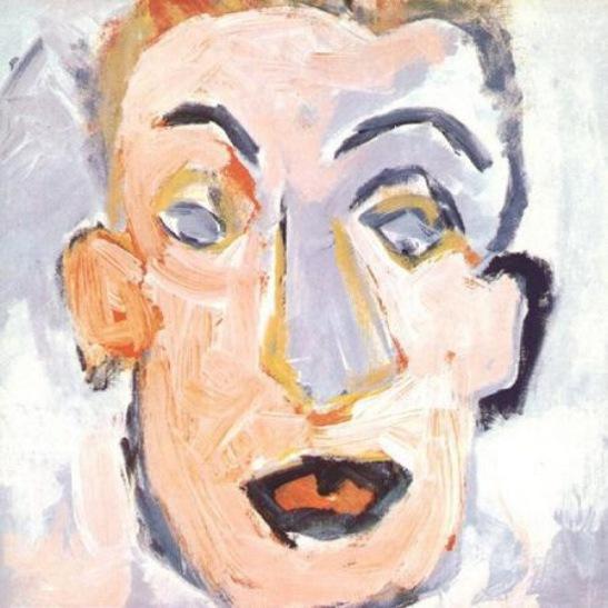 Bob-Dylan-early-art-Self-Portrait
