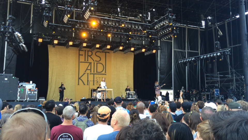 First Aid Kit @ OSL