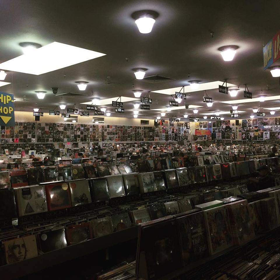 Amoeba Music Store / San Francisco