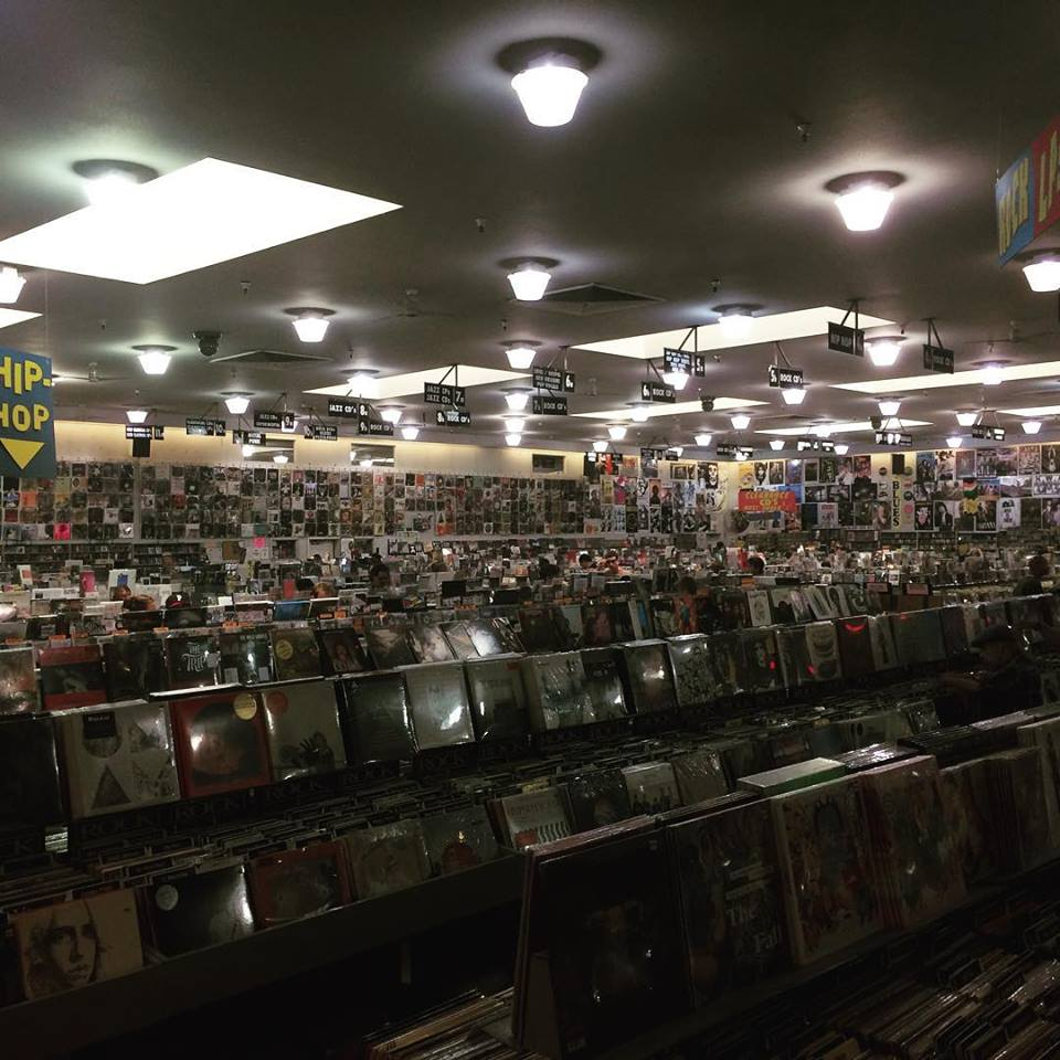 Amoeba Music Store / San Francisco
